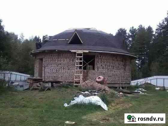 Дом 180 м² на участке 15 сот. Пено