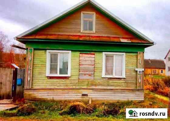 Дом 42 м² на участке 6 сот. Белозерск