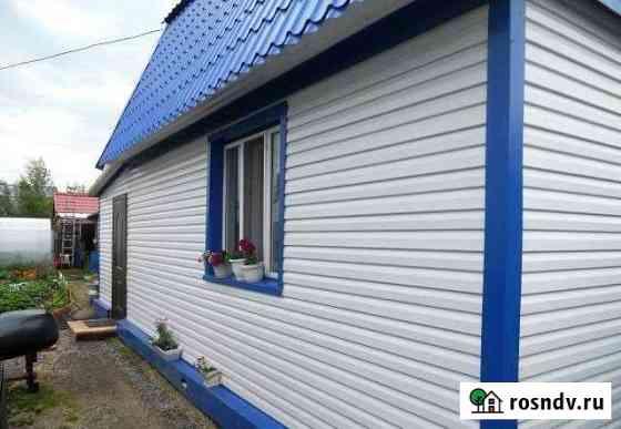 Дом 75 м² на участке 105 сот. Шушенское