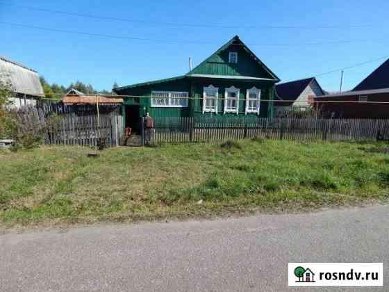 Дом 58 м² на участке 15 сот. Торбеево