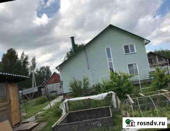 Дом 150 м² на участке 10 сот. Белоозёрский
