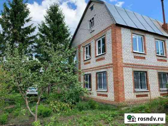 Дом 170 м² на участке 7 сот. Ульяновск