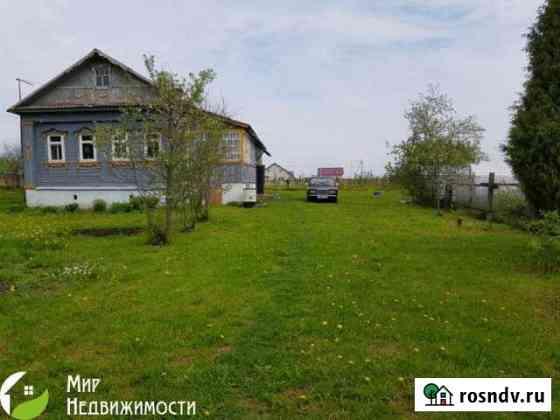 Дом 67 м² на участке 30 сот. Новосиньково