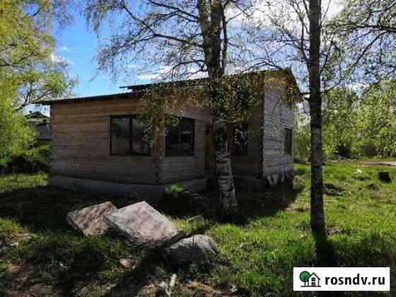 Дом 114 м² на участке 12 сот. Североонежск
