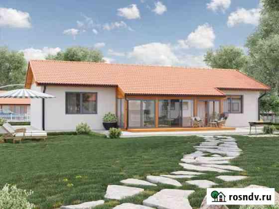 Дом 152.6 м² на участке 10 сот. Тайцы