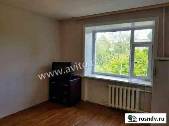 Комната 13.8 м² в 4-ком. кв., 4/5 эт. Хабаровск