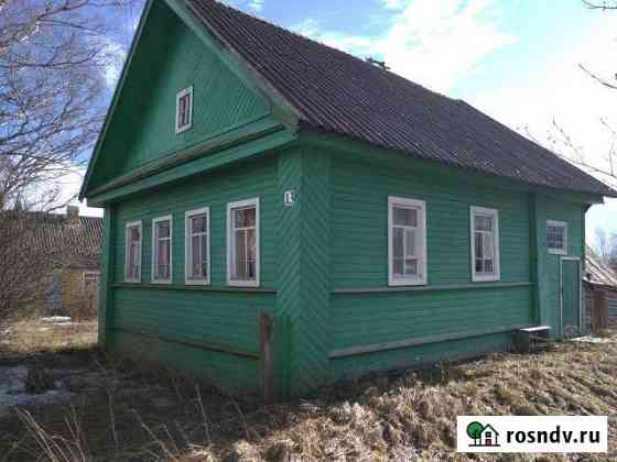 Дом 35 м² на участке 16 сот. Шимск