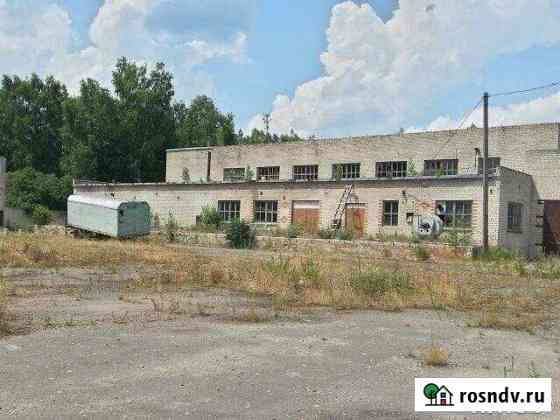 Производственное здание Климово