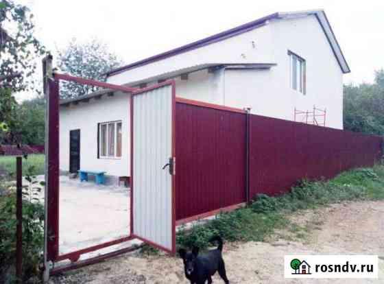 Дом 173 м² на участке 12 сот. Холмская