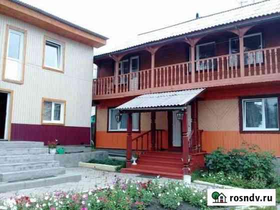 Гостиница Вертикаль, 296 кв.м. Кырен