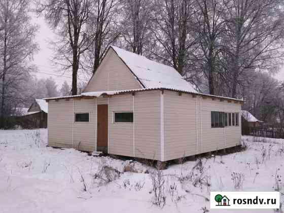 Дом 30 м² на участке 32 сот. Монастырщина
