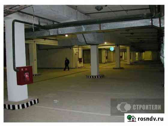 Машиноместо 16 м² Санкт-Петербург