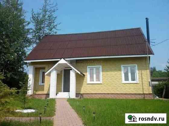 Дом 105 м² на участке 18 сот. Лотошино