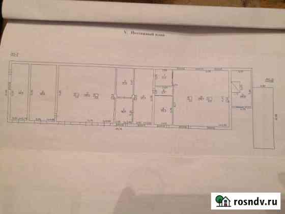 Продам нежилое помещение 516.7кв/м на участке 3402 Асино