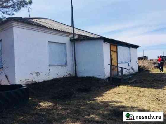 Дом 56 м² на участке 17 сот. Тюменцево