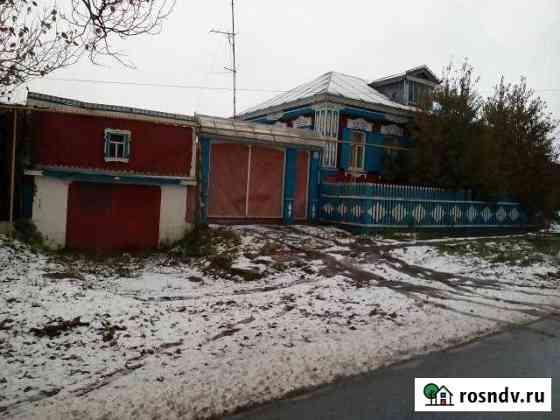 Дом 95 м² на участке 10 сот. Буинск