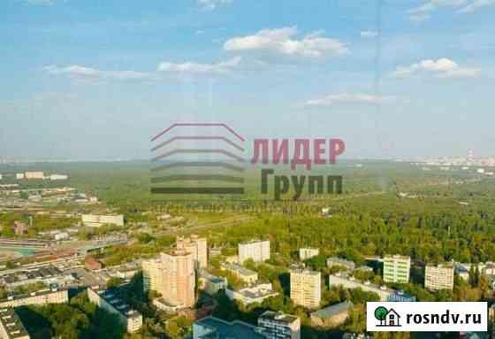 2-комнатная квартира, 50.4 м², 19/56 эт. Москва