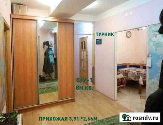 2-комнатная квартира, 60.9 м², 4/4 эт. Кронштадт