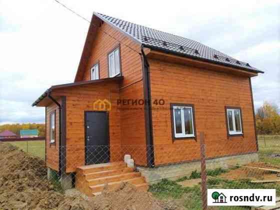 Дом 115 м² на участке 8 сот. Кудиново