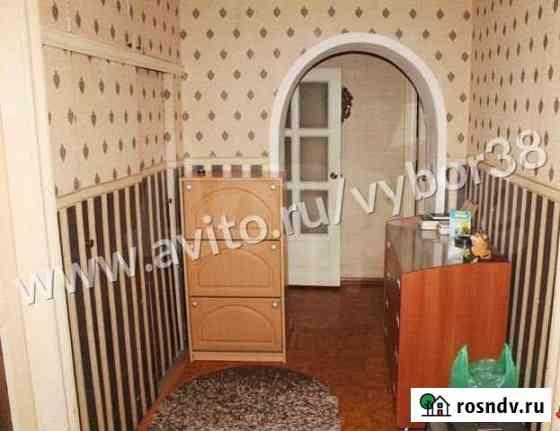Комната 18.6 м² в 3-ком. кв., 1/2 эт. Ангарск