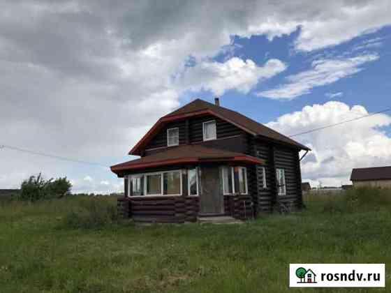 Дом 90 м² на участке 15 сот. Русско-Высоцкое