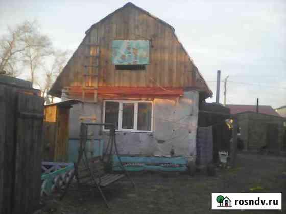 Дом 40 м² на участке 10 сот. Черногорск
