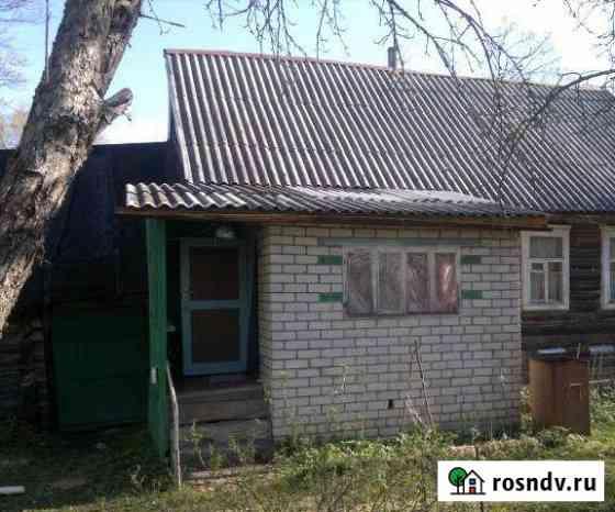Дом 42 м² на участке 15 сот. Порхов