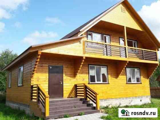 Дом 195 м² на участке 13.2 сот. Струнино
