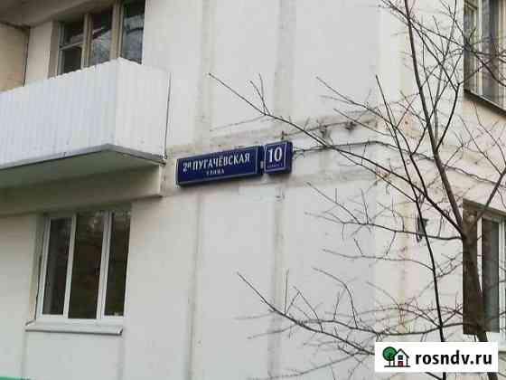 1-комнатная квартира, 35 м², 3/5 эт. Москва