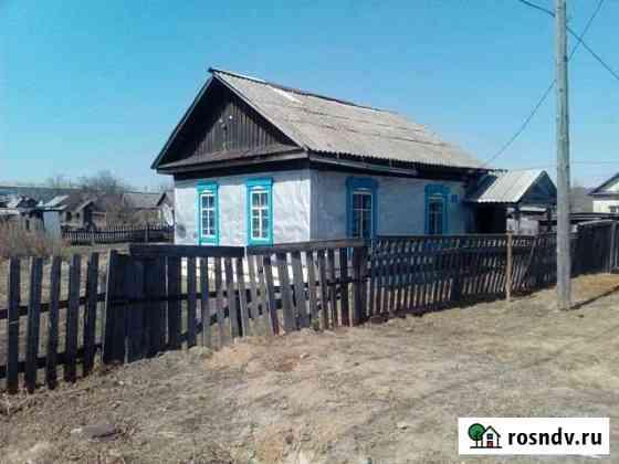 Дом 37 м² на участке 7 сот. Новобурейский