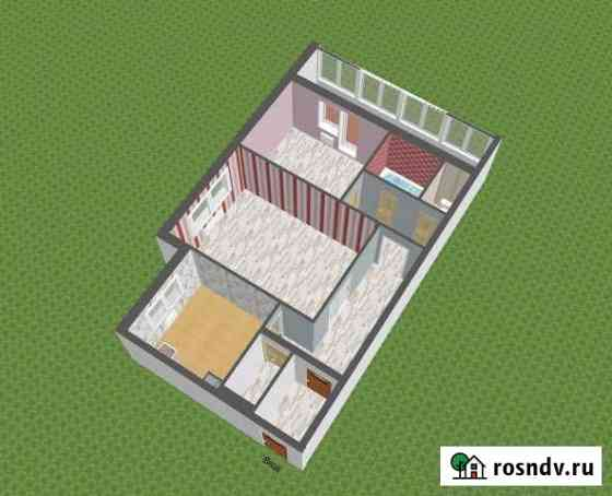 2-комнатная квартира, 54 м², 2/5 эт. Чудово