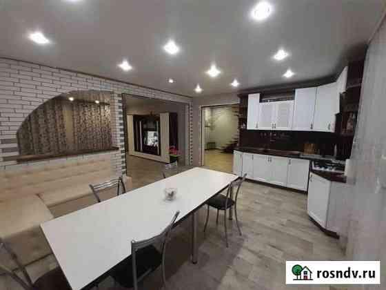 Дом 140 м² на участке 5 сот. Романовская