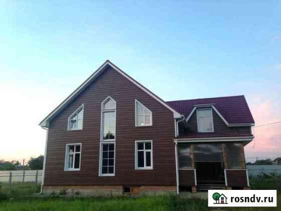 Дом 178 м² на участке 9 сот. Киров