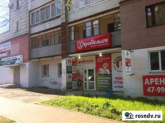Торговое помещение на красной линии в центре Киров
