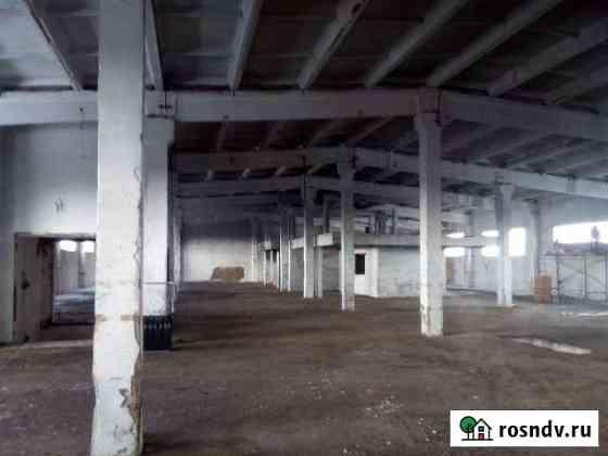 Трехэтажный склад готовой продукции мельничного ко Черепаново