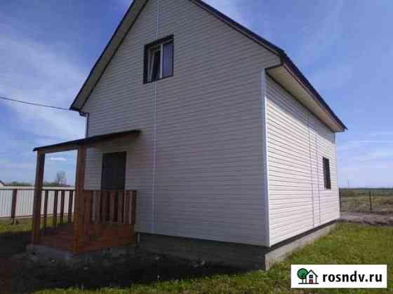Дом 82 м² на участке 10 сот. Елизаветино