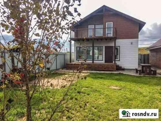 Дом 127 м² на участке 3 сот. Новочебоксарск