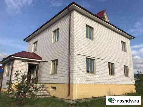 Дом 230 м² на участке 11 сот. Супонево