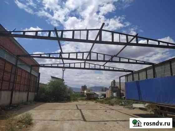 Производственная база Махачкала