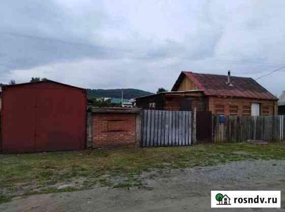 Дом 35.2 м² на участке 11.8 сот. Саяногорск