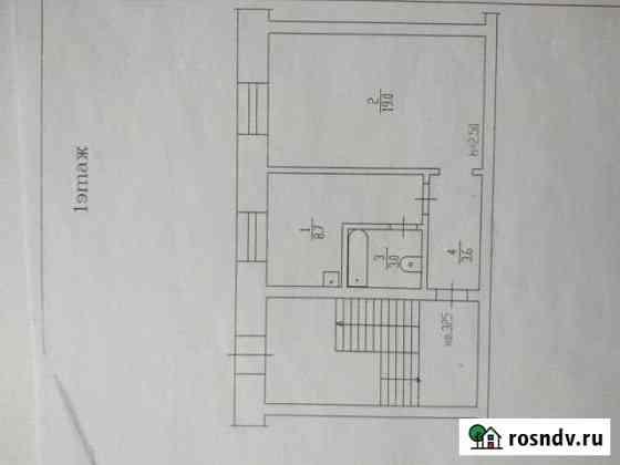 1-комнатная квартира, 34 м², 1/5 эт. Степное Озеро