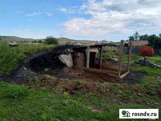 Овощехранилище - подземное Шира