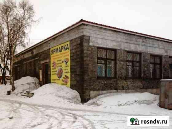 Здание Ярмарки. Торговое помещение, 1168 кв.м. Кандалакша