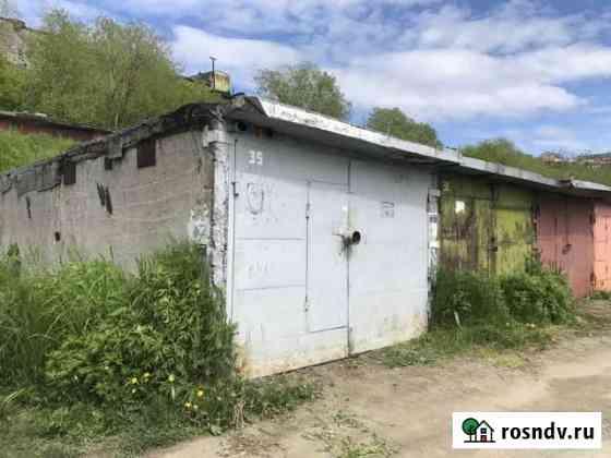 Гараж 24 м² Петропавловск-Камчатский