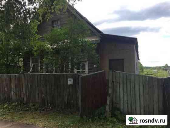 Дом 40 м² на участке 30 сот. Пролетарий