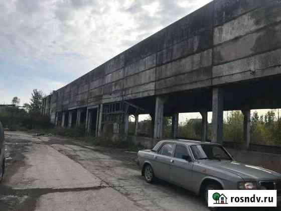 Производственные здания, 1000 кв.м. Волхов