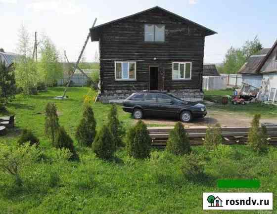 Дом 150 м² на участке 15 сот. Русско-Высоцкое