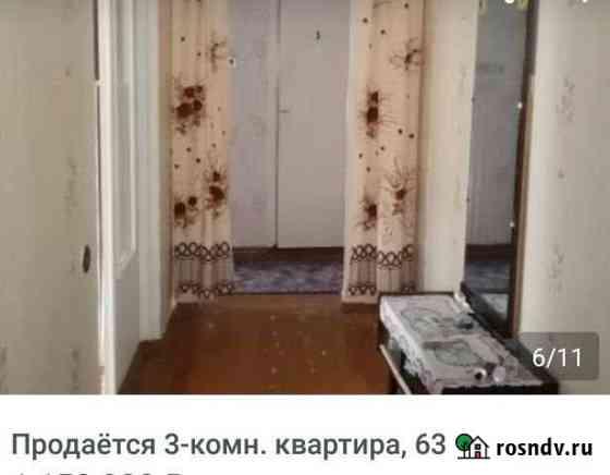 3-комнатная квартира, 63 м², 2/5 эт. Верх-Нейвинский