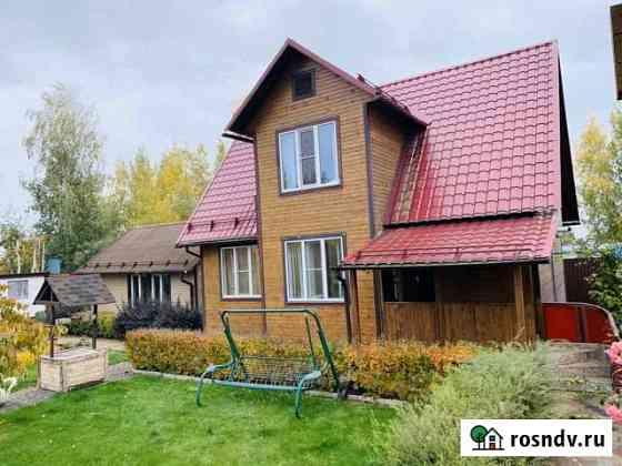 Дом 100 м² на участке 15 сот. Белоозёрский