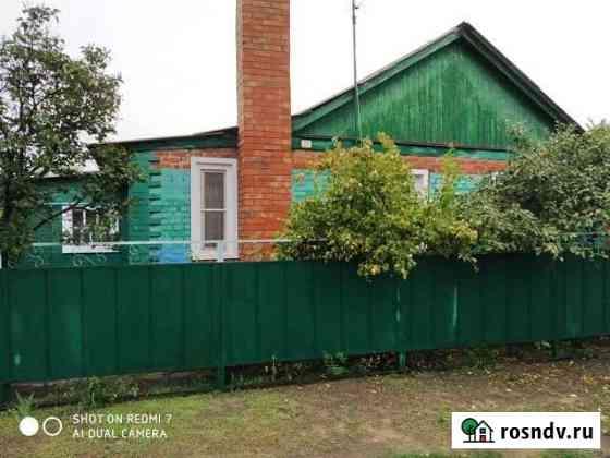 Дом 60 м² на участке 8 сот. Обливская